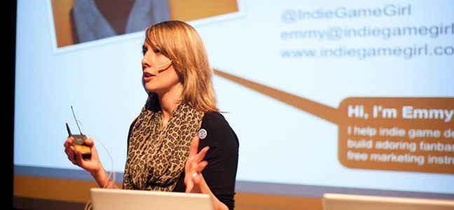 Emmy Jonassen is a marketing speaker whose wide variety of topics are all…
