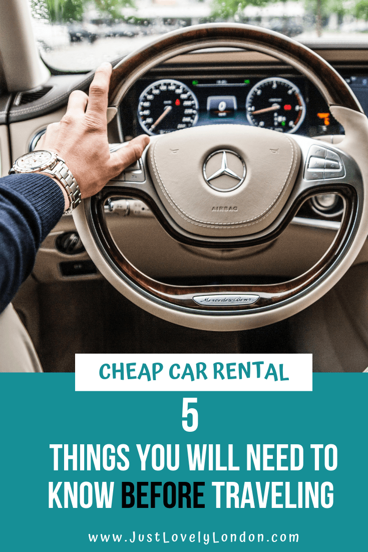 Are You Traveling And Considering Rental A Car Which Is The