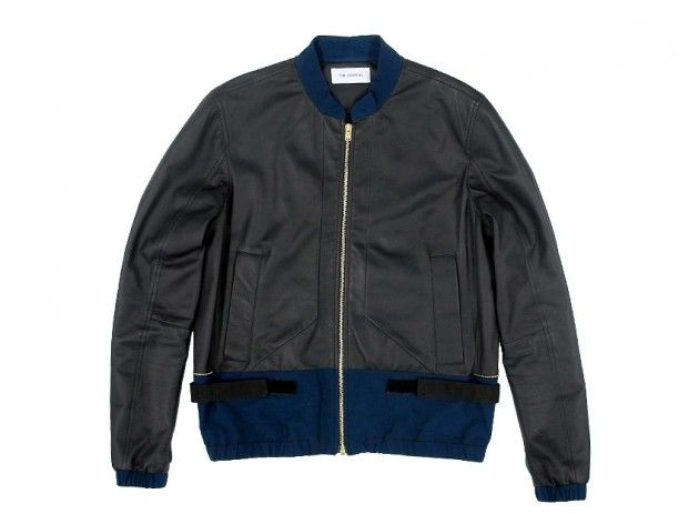 Tim Coppens Spring Summer 2013 Bomber Jacket