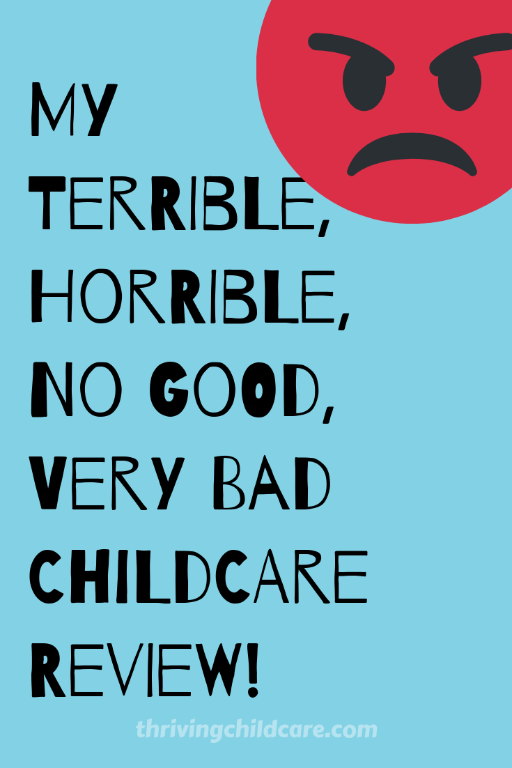 Photo of What to do if you get a Bad Childcare Review