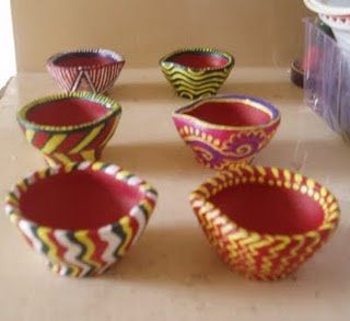 Decorative Diya Ideas Diwali Diya Decoration Diwali Diy Diya