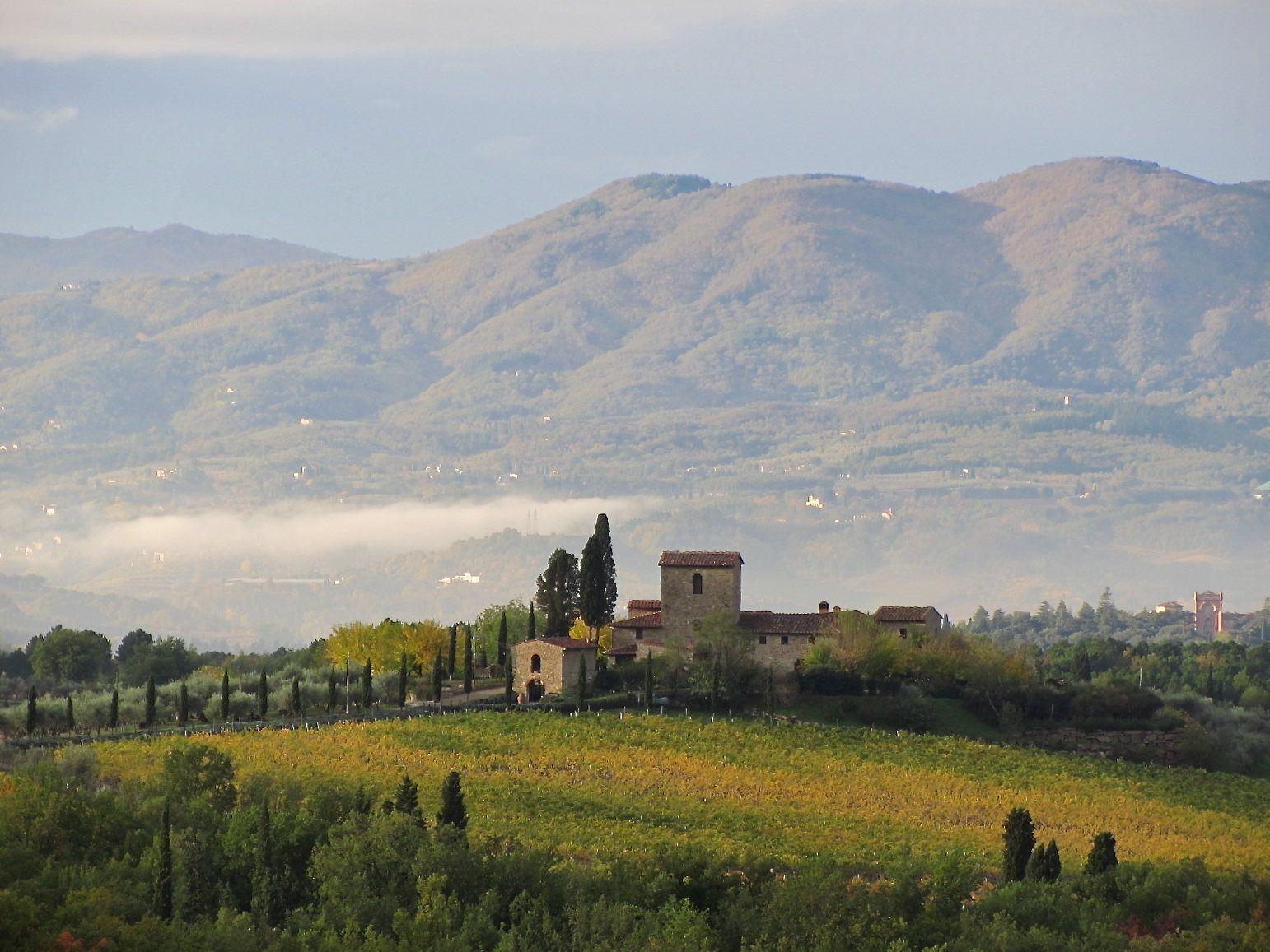 Tuscany country by Giuseppe Atzeni on 500px