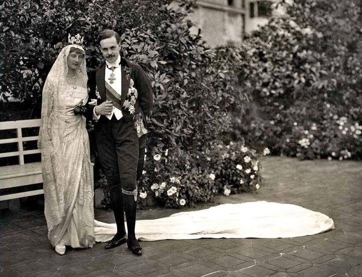 casamento Rei Dom Manuel II