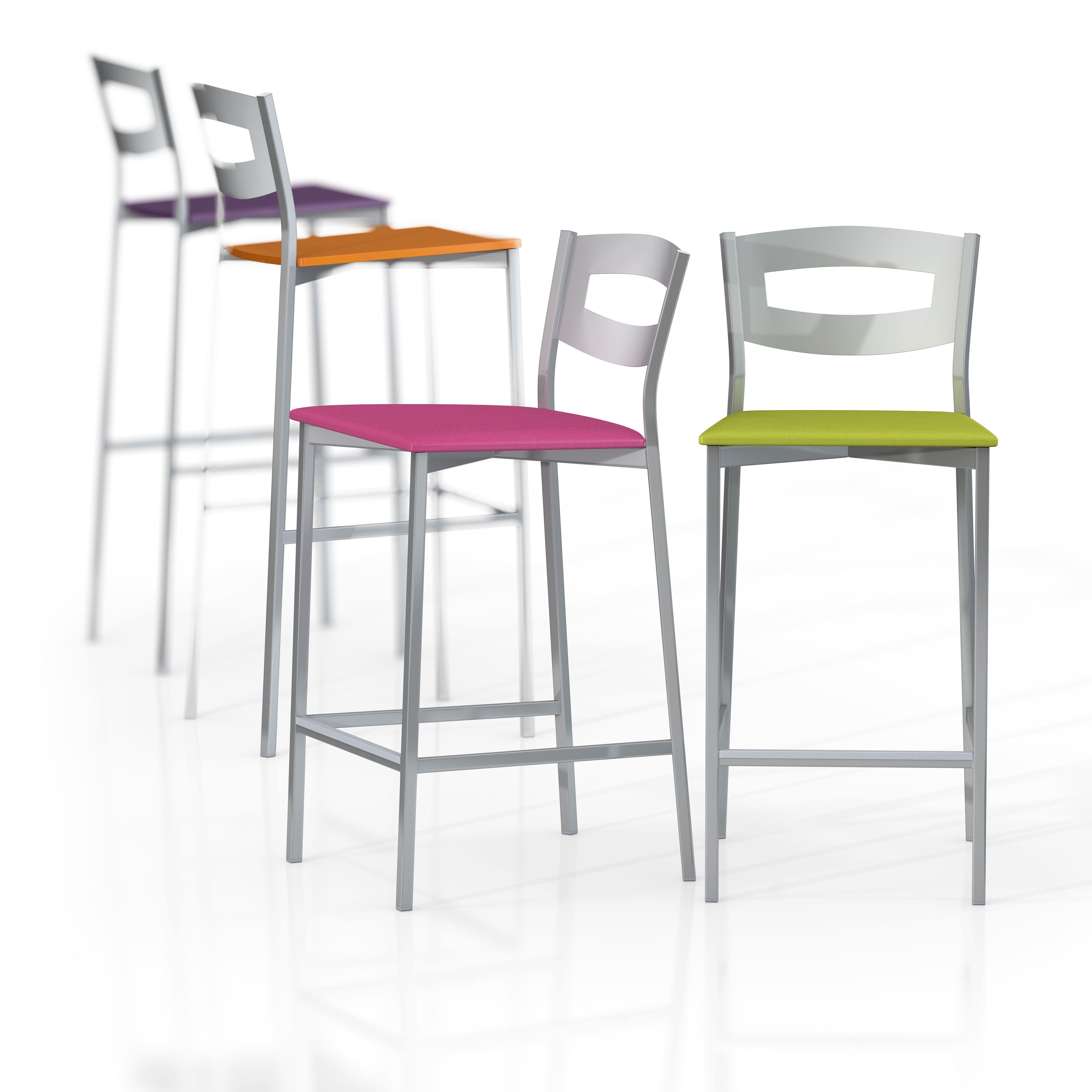 Taburete gala masquemesas mobiliario pinterest for Mesas y sillas modernas para cocina