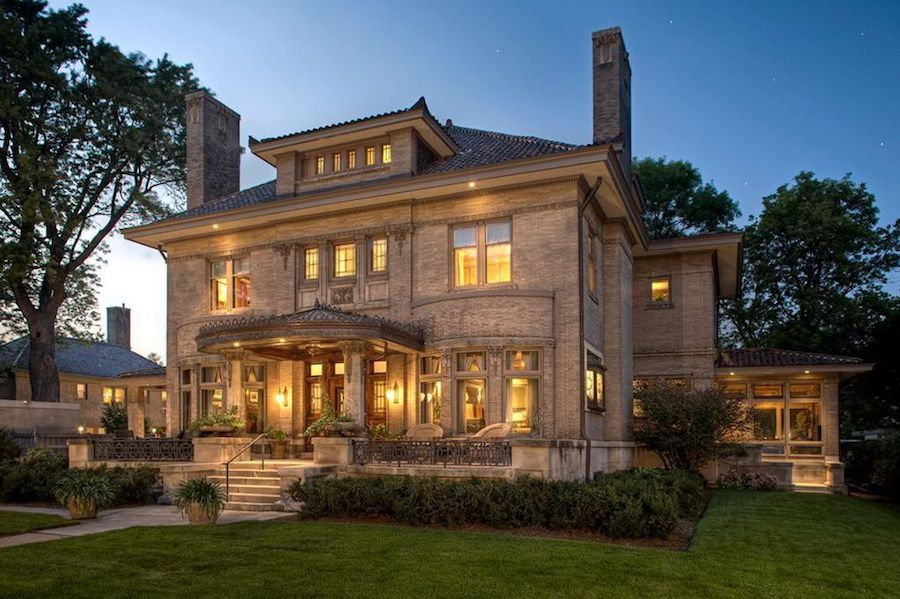 c.1906 Lowry Hill Landmark Home Reduced to $1.96M, Prev ...