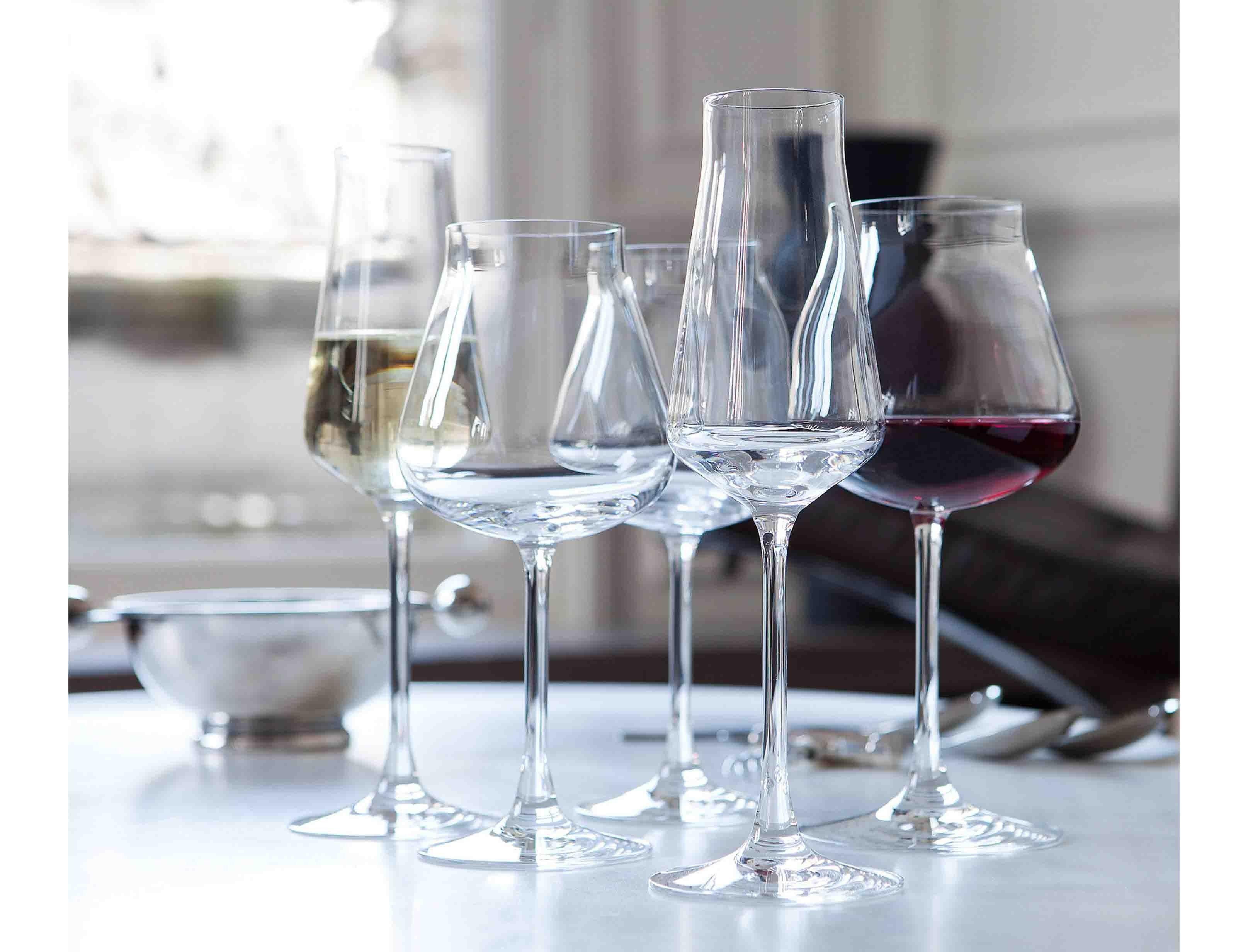 Château Baccarat Verre à Vin Blanc X 2 | Verre de vin, Verre