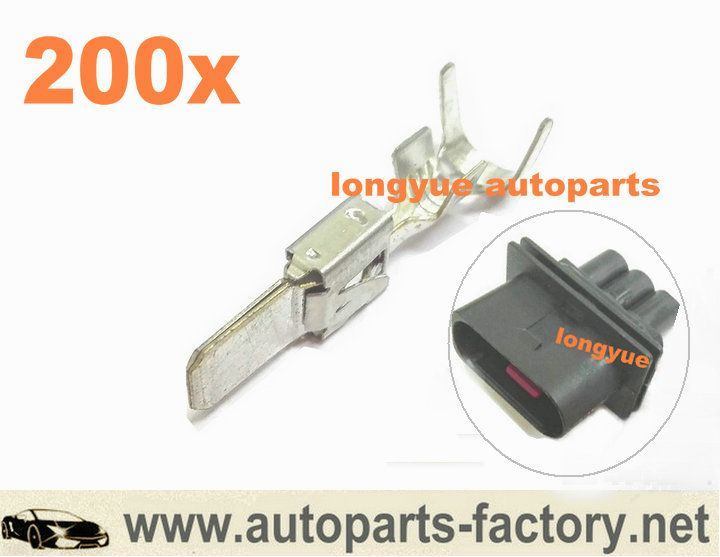long yue terminals pins for beetle cooling fan connector wire long yue terminals pins for beetle cooling fan connector wire harness 1j0 906 443