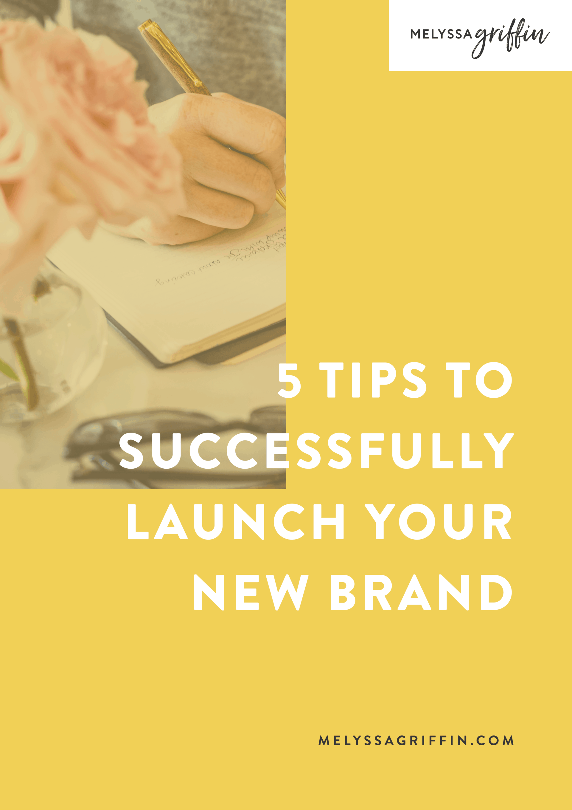 5 Tips To Successfully Launch Your New Brand Product