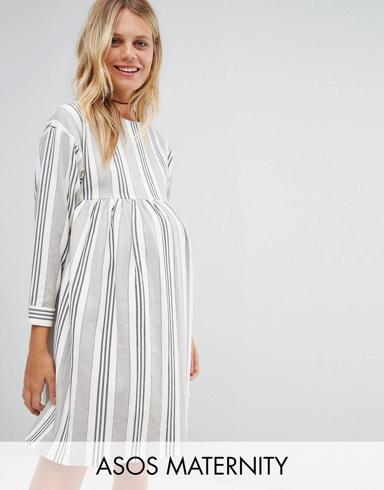 Smock maternity dress sewing pinterest maternity dresses discover the latest maternity dresses at asos shop for maternity maxi dresses pregnancy dresses and special occasion maternity dresses online with asos ombrellifo Images
