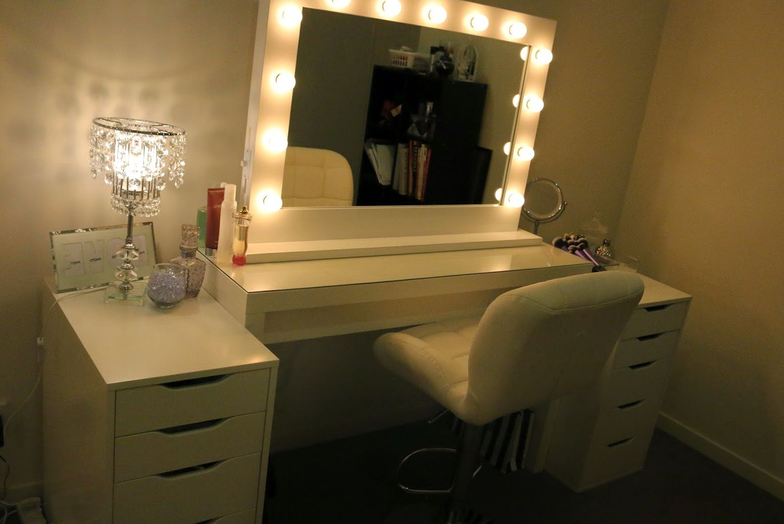 Lighted vanity mirror ikea craluxlighting com apartment