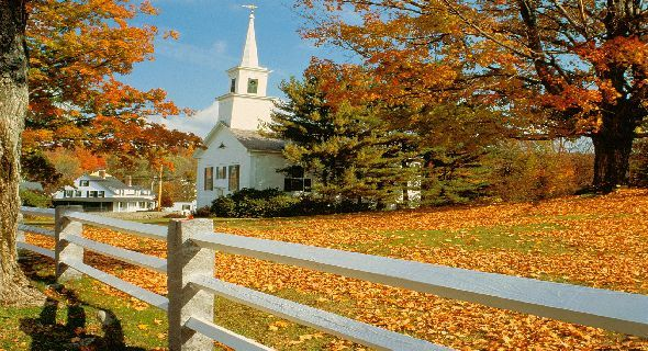 New England Fall Desktop Wallpaper Wallpapersafari New England Fall New England France Wallpaper