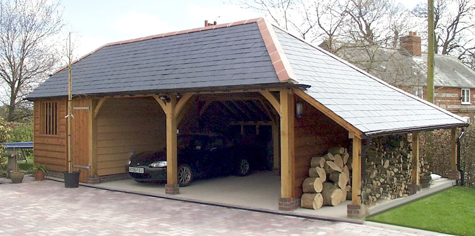 Image result for car port Timber garage