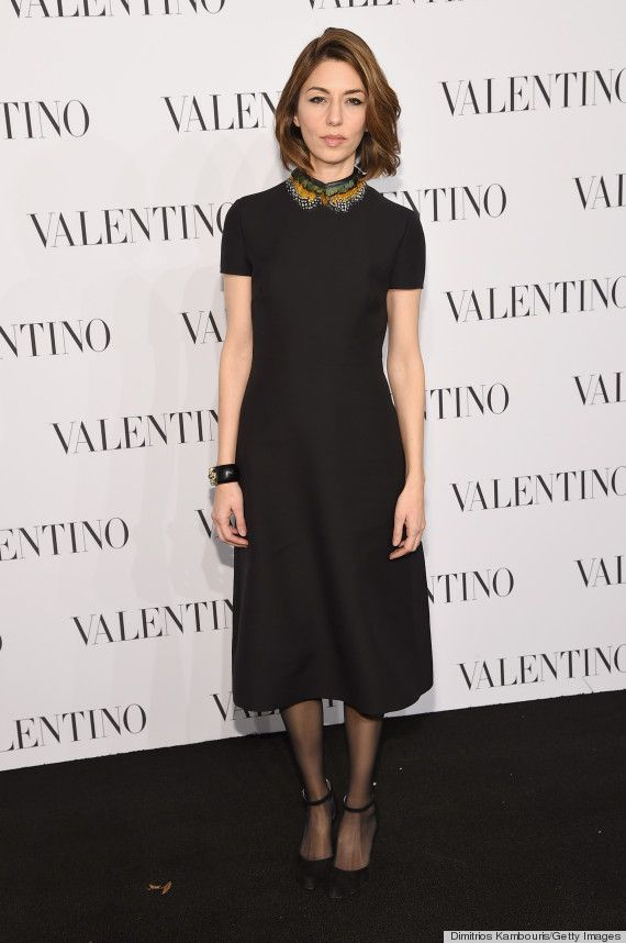 Sophia Coppola in Valentino