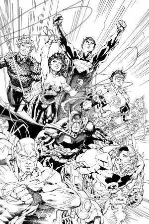 Justice League An Adult Coloring Book Superhero Coloring Pages Drawing Superheroes Coloring Books
