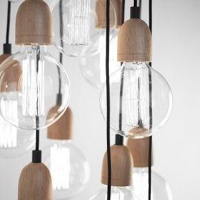 B.Lux y David Abad relanzan su lámpara Ilde con suave acento vintage