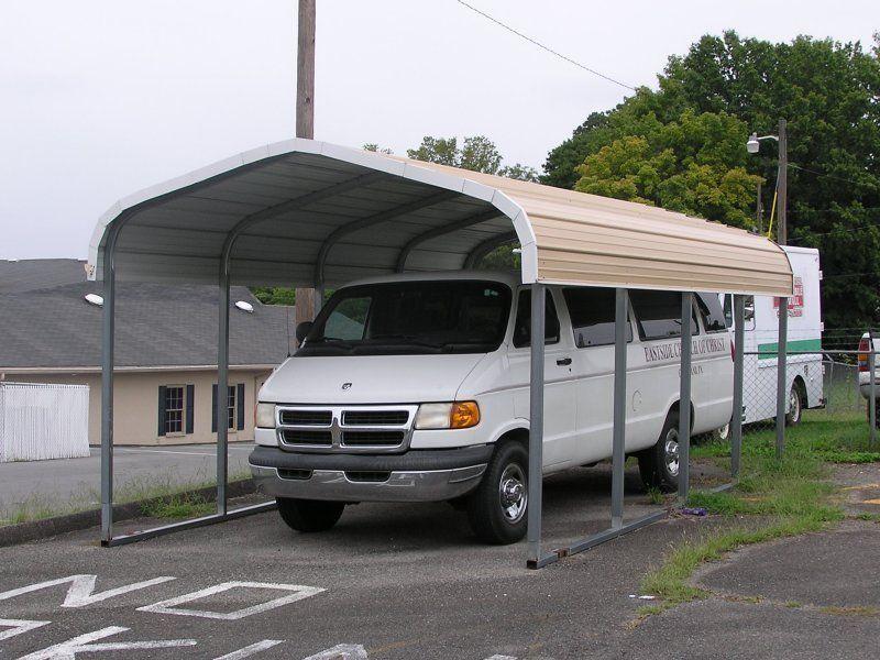 12x21_regular_single_car_carport1 Metal carports