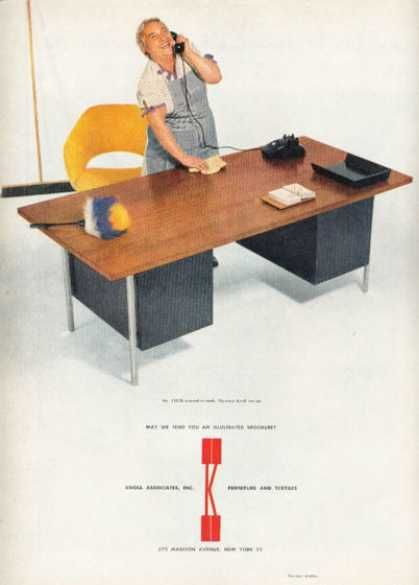 Vintage Furniture Ads Of The 1950s Knoll Furniture Furniture Ads Florence Knoll