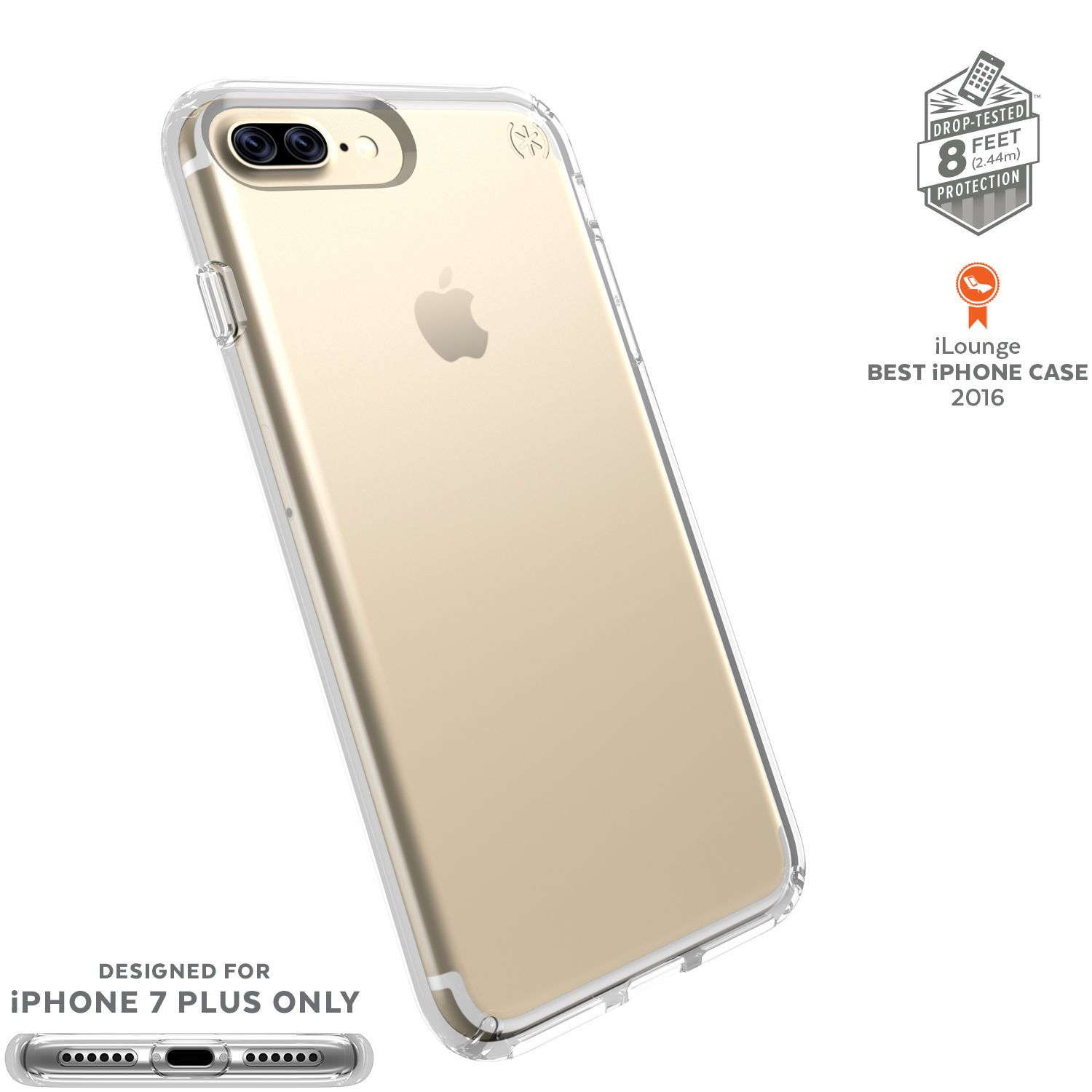 the latest f3278 b5348 Presidio Clear in 2019 | IPHONE 7+ CASES | Iphone 7 plus cases ...