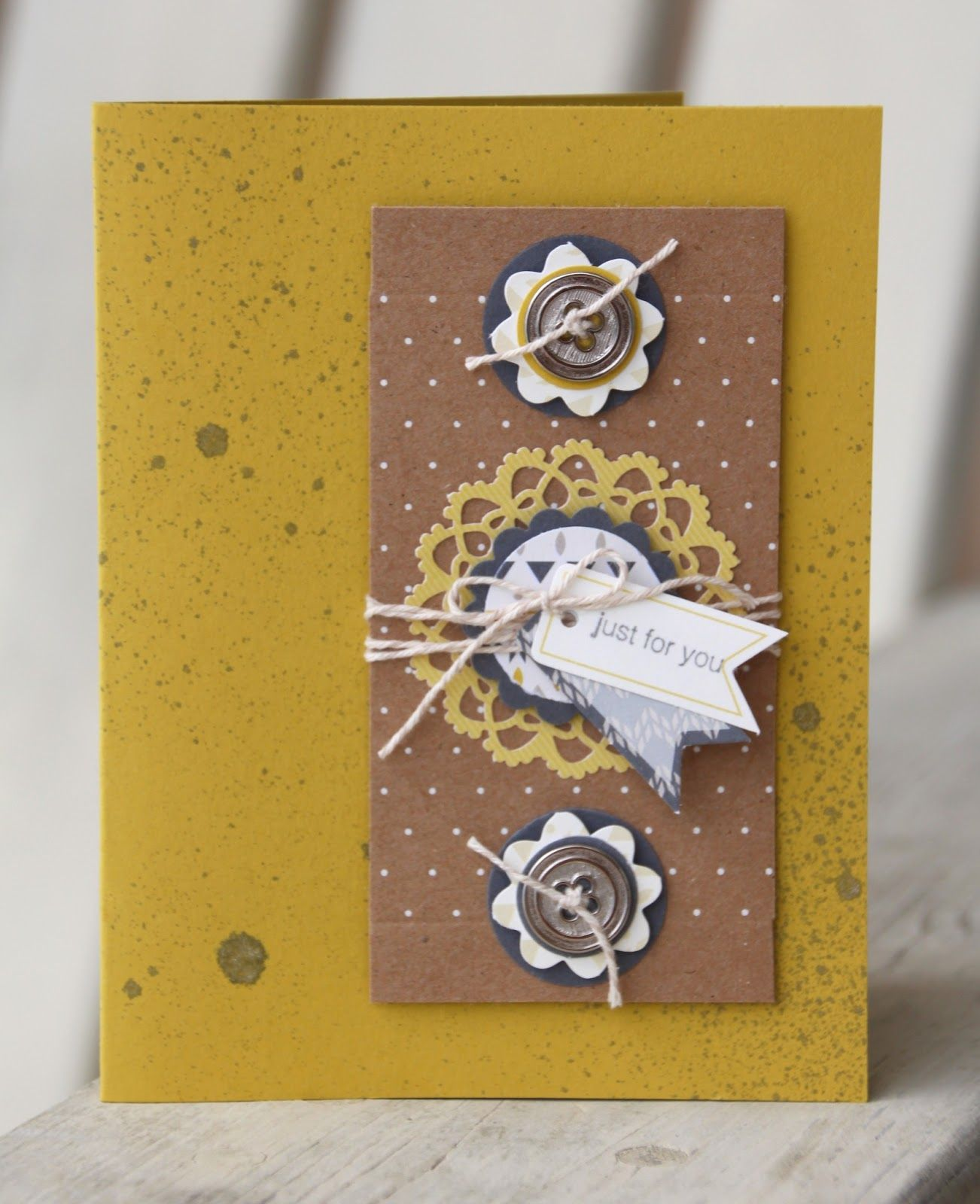 Love The Way This Card Was Made Using The Boutique Boxes Designer
