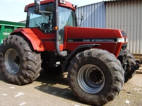 Case Ih 7110 Series Tractor Service Repair Manual Tractors Case Ih Repair Manuals