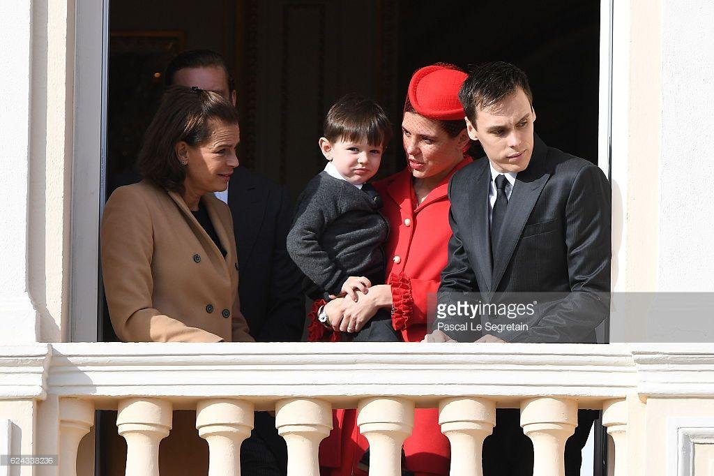 News Photo : Princess Stephanie of Monaco, Charlotte Casiraghi...