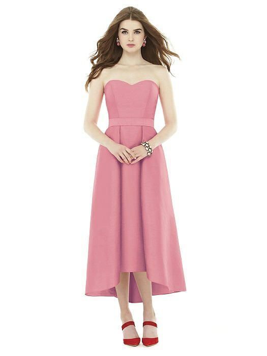 Alfred Sung Style D714 Sample: Papaya, size 12 $$ | Alfred Sung ...