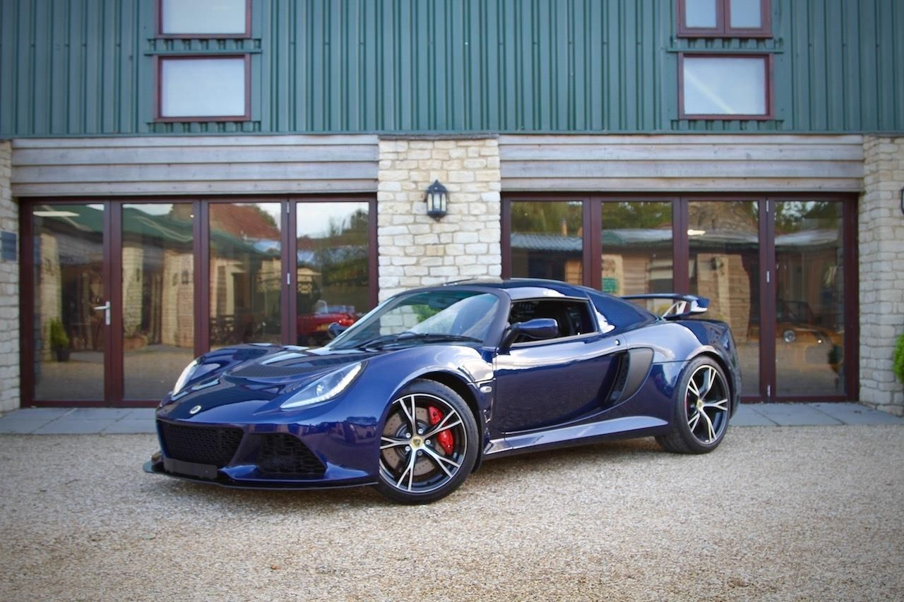 Used 2013 Lotus Exige S 3.5 V6 350BHP RACE & PREMIUM PACKS