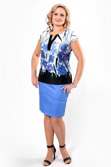 ae9c7b05a7812 Блузка Virgi Style: купить недорого в Москве и регионах России в интернет-магазине  GroupPrice