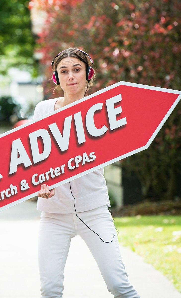 What was your first real job post college? Is it as bad as a professional sign holder like in the movie Laggies?!