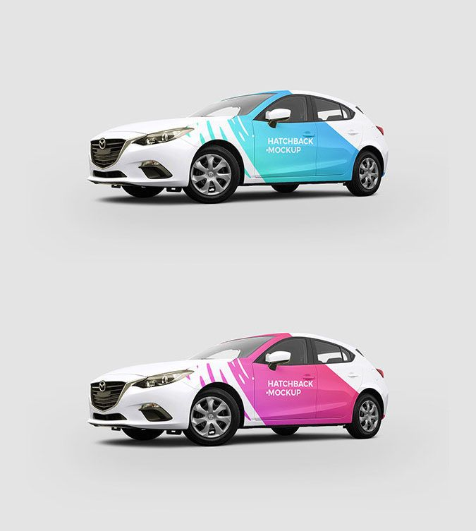 30 Free Psd Realistic High Quality Car Vehicle Mockups For Advertisement Free Psd Templates Car Vehicles Car Brands