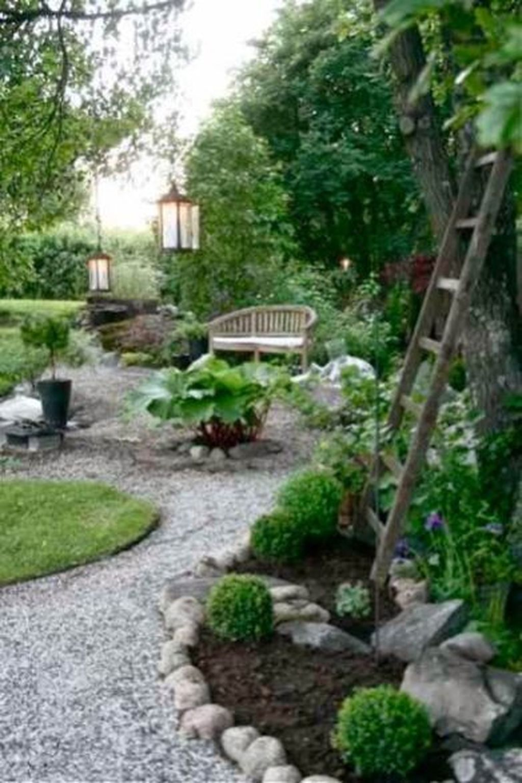 25+ Small Backyard Landscaping Ideas And Design On A ...