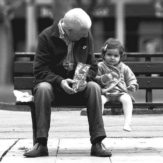 32 Frases Para Abuelos Fallecidos El Blog De Lápidas Moreno