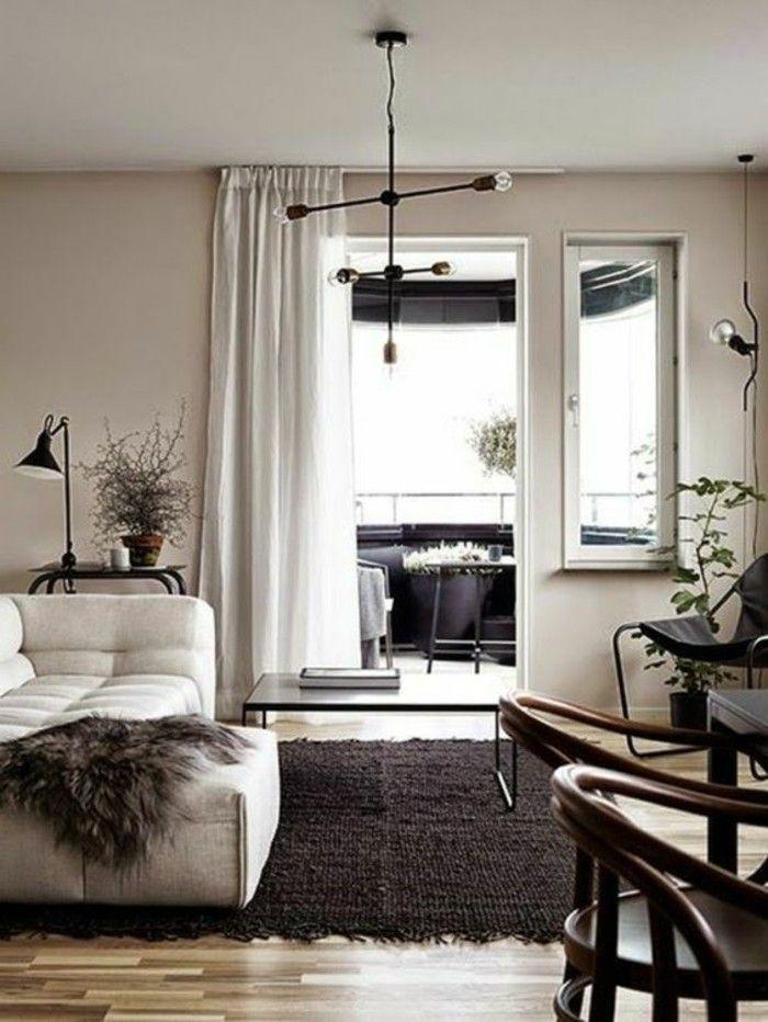 color tortora abbinamenti soggiorno con pareti grigio