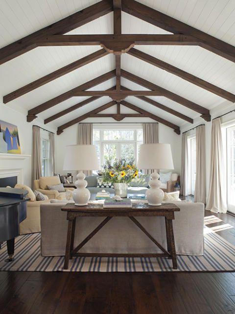 modern farmhouse living room wendy posard