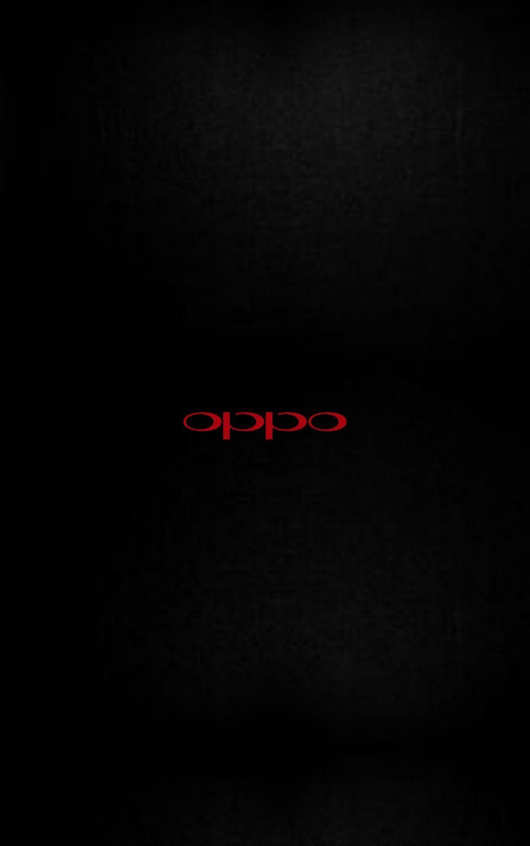 Oppo Black And Red Wallpaper Ponsel Ponsel Tahu