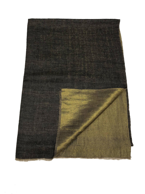 216d0e605 Zari Weave Reversible Pure Pashmina/Cashmere Scarf/Wrap, Zari, Tilla,  Weave, Pure Cashmere Wrap, Kashmiri, Shawl, Kashmir, Wrap, Reversible by ...