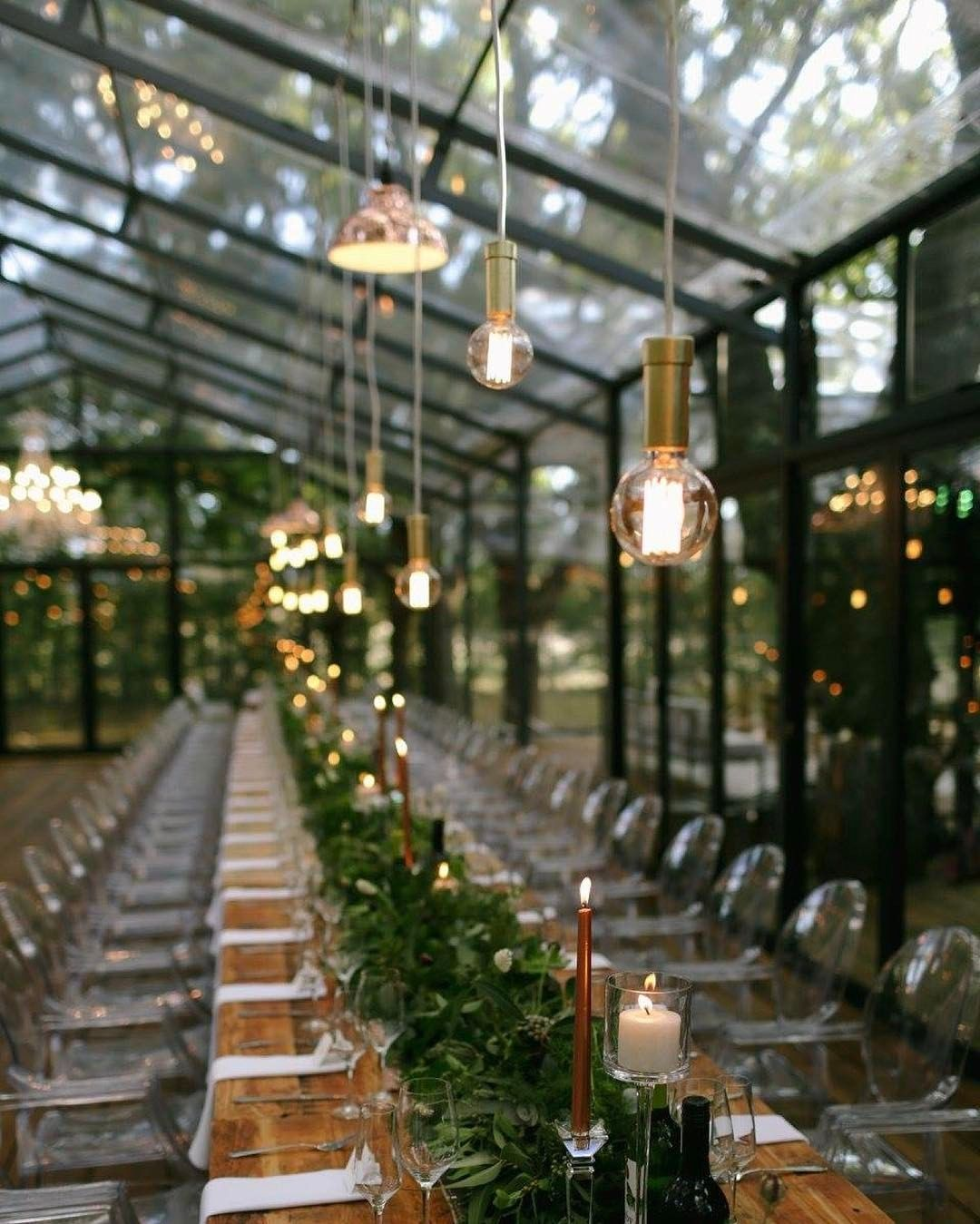 Wedding Ideas With A Difference: #bulbs Always Makes Such A #big #difference . #beautiful
