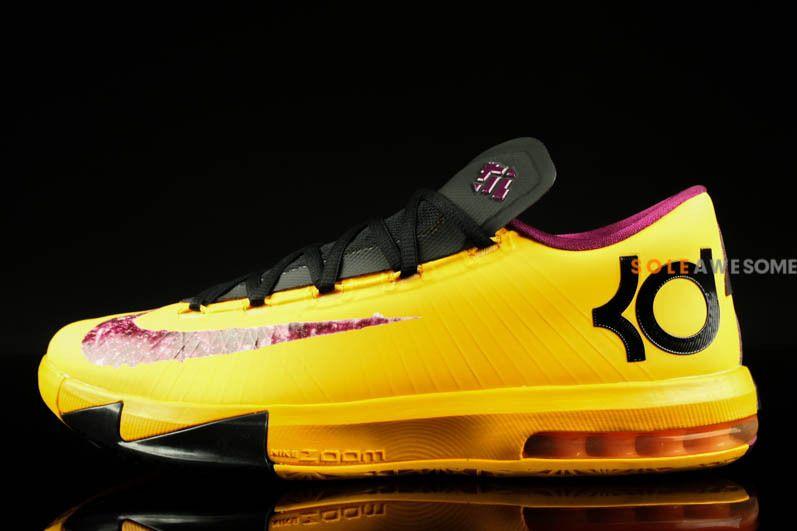 "Nike KD 6 ""PBJ"" (Another Look)   KicksOnFire.com   My Wishlist ..."