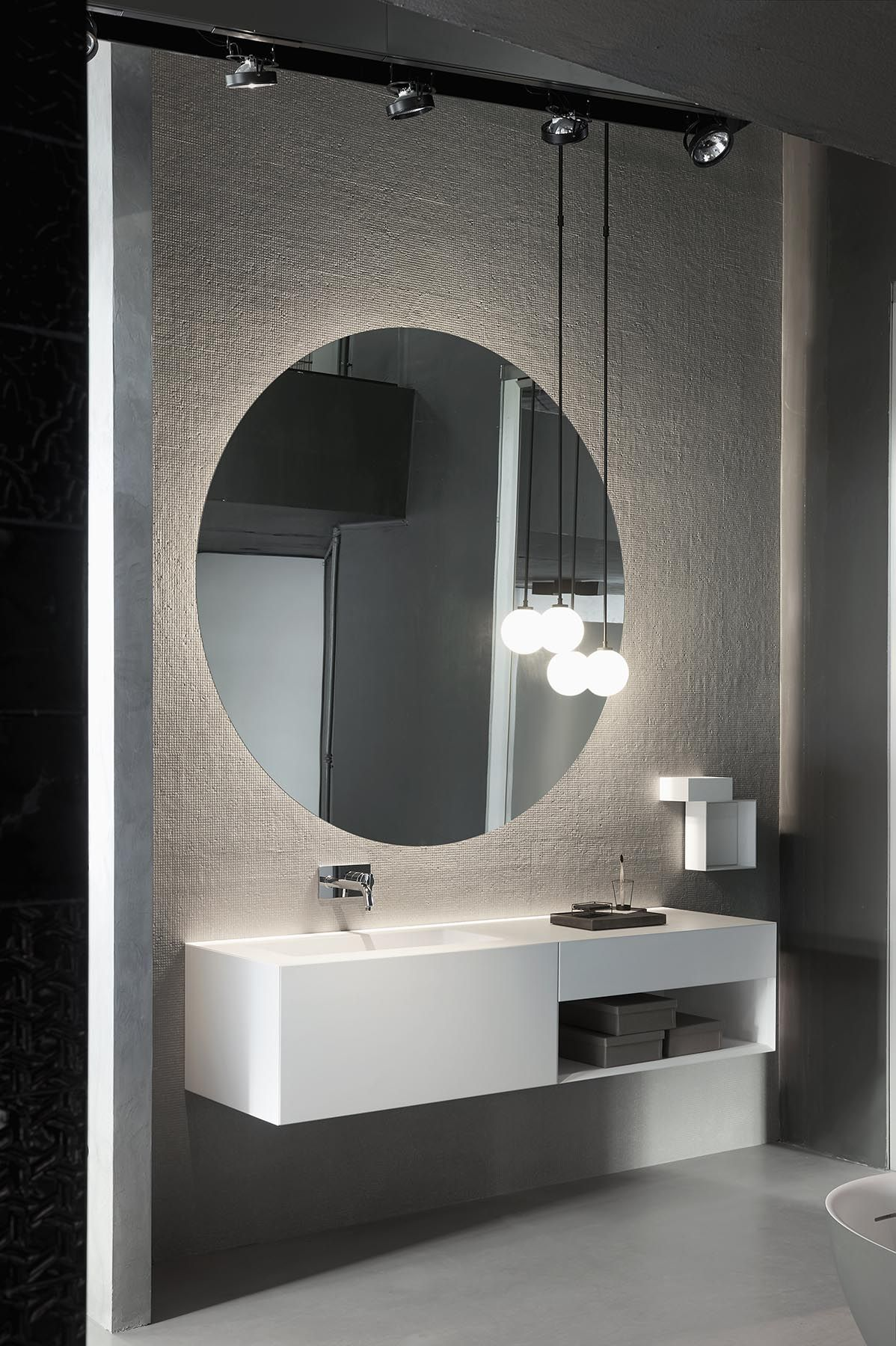 Showroom Dis Studio Amsterdam Oud Zuid Bathroom Vanity Designs
