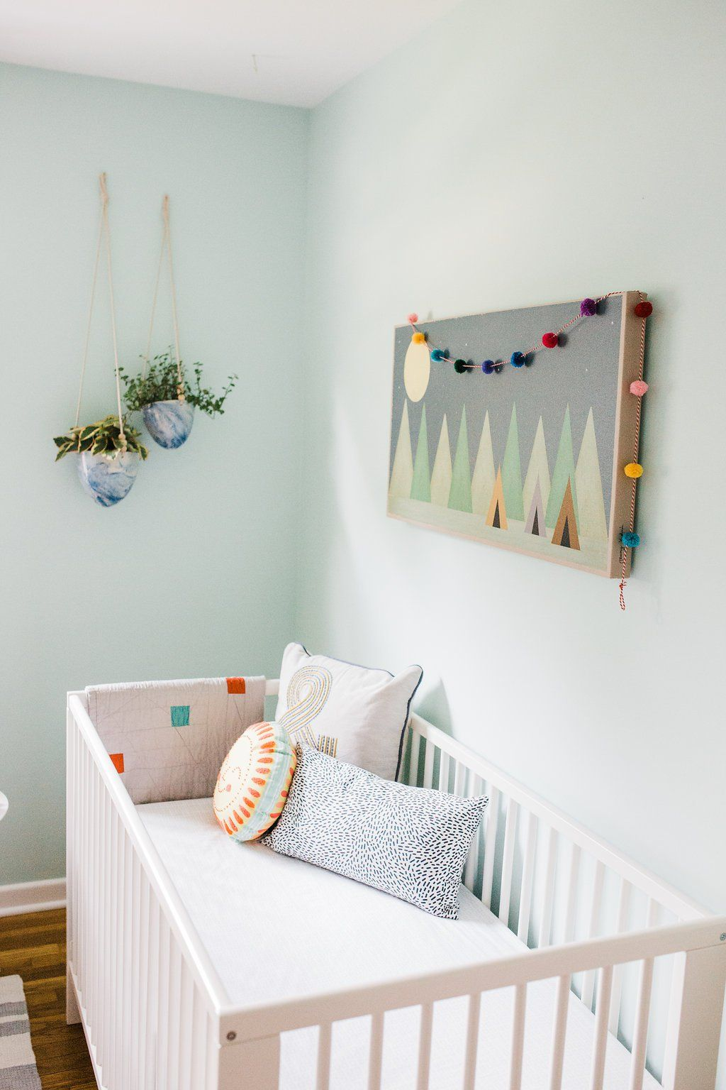 Green Baby Boy Room By Leah Phillips Interiors