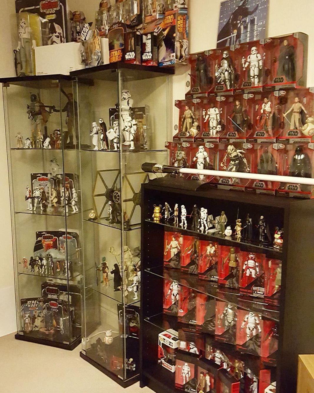 Great Star Wars Black Series Display Action Figure