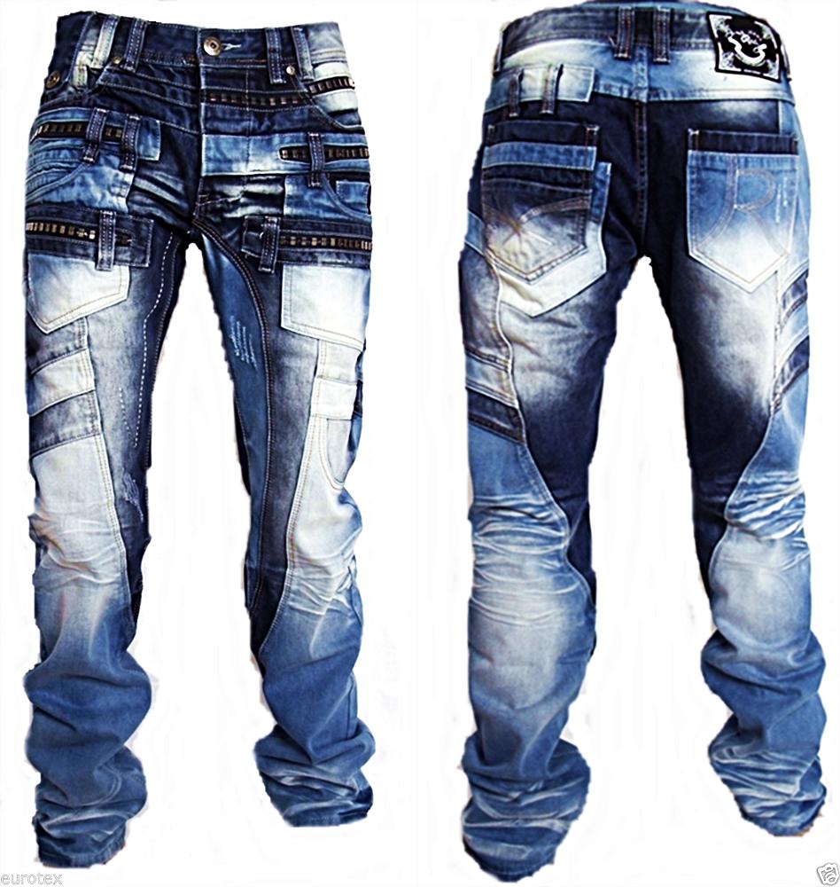 G-Rag JAPRAG Kosmo Lupo Cipo Baxx Jeans Uomo Pantaloni jeans PANTS pantalon 5d3a1bfc89