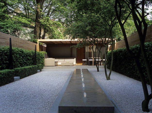 Influential Designers With Images Minimalist Garden Modern