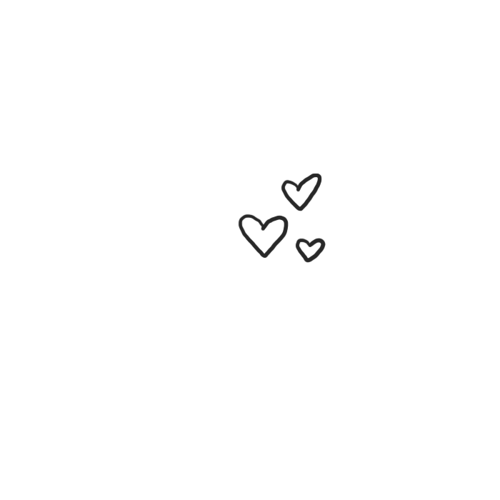 Freetoedit Heart Tumblr Cute Black Hearts Remixit Small Heart Tattoos Cute Tattoos Small Tattoos