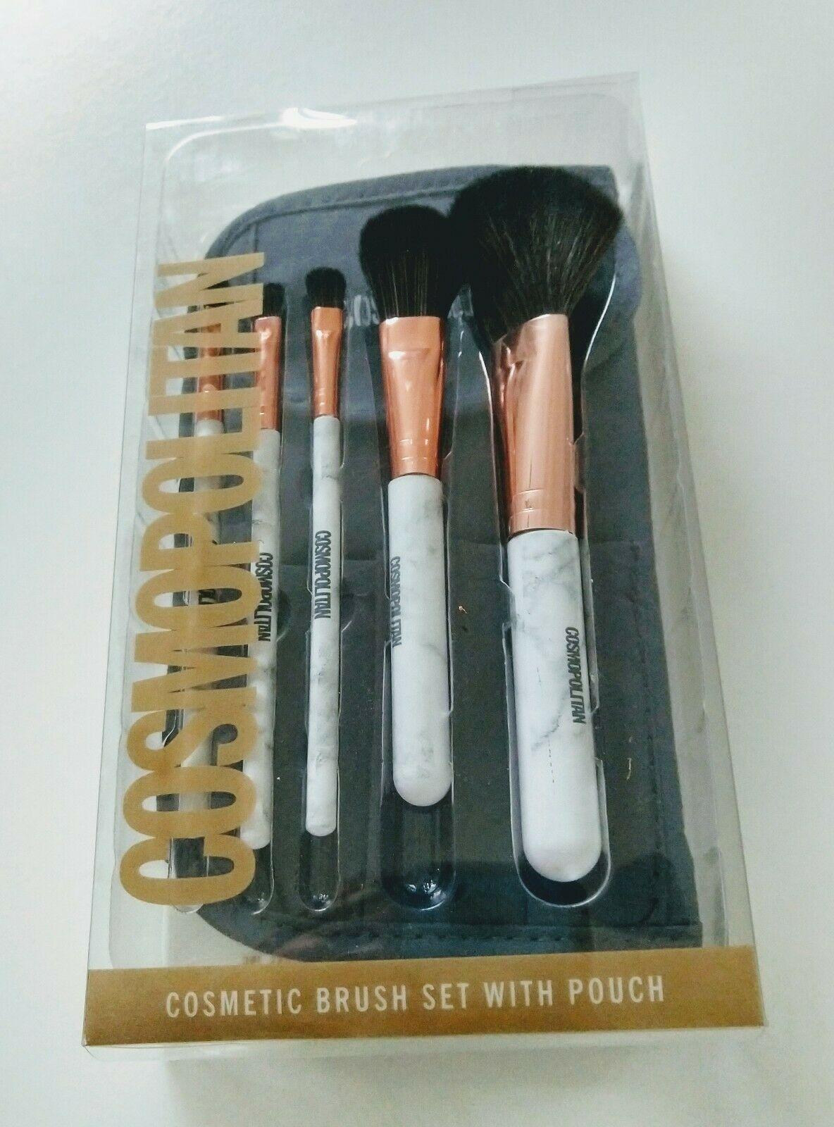 Cosmopolitan Makeup Brush Sets Duo brush set, Jewel brush