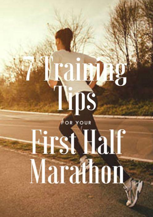 7 training tips for your first half marathon running. Black Bedroom Furniture Sets. Home Design Ideas