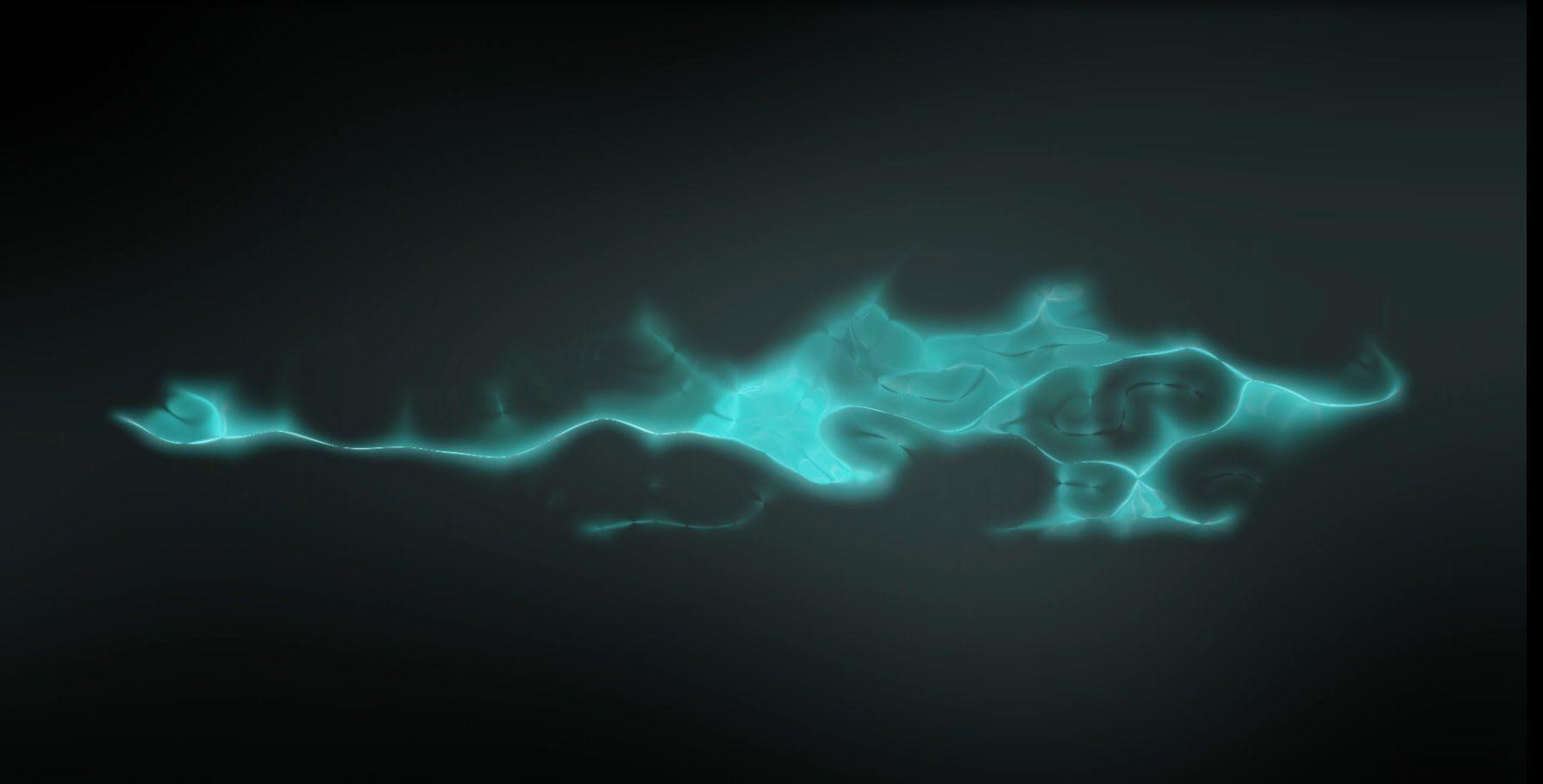 Liquid Energy effect - Adobe After Effect tutorial