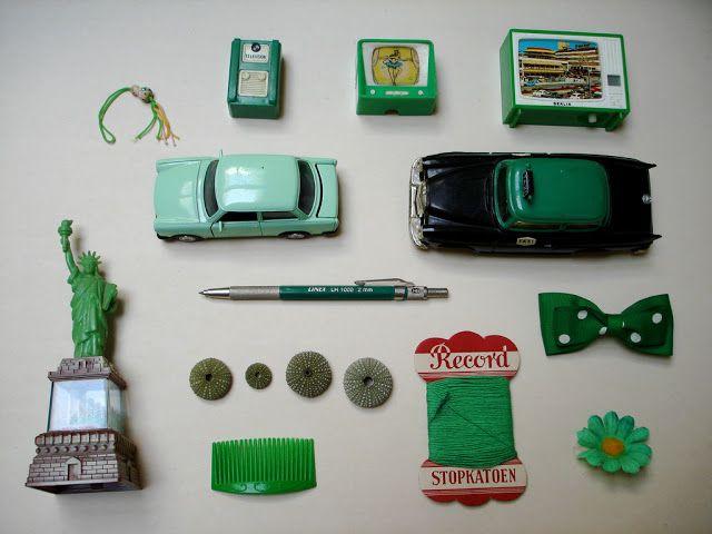 hier houd ik van : green