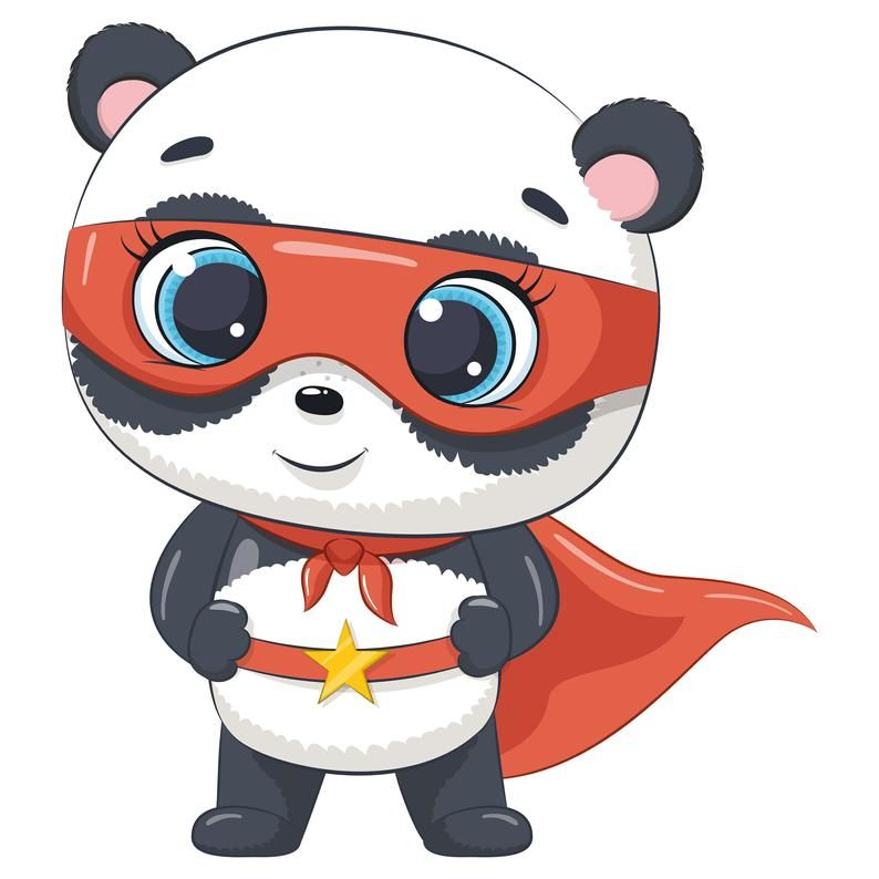Cute Baby Animal Superhero Clipart Png Eps Jpeg Boy Super Etsy In 2021 Cute Panda Cartoon Cute Cartoon Wallpapers Superhero Clipart