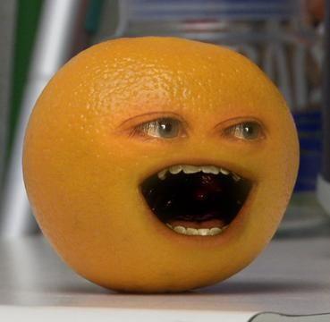 HA APPLE  超級瘋狂的橘子